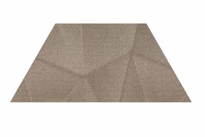 TRAPE T CARPET TILES